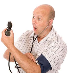 артериальное давление при пародонтите