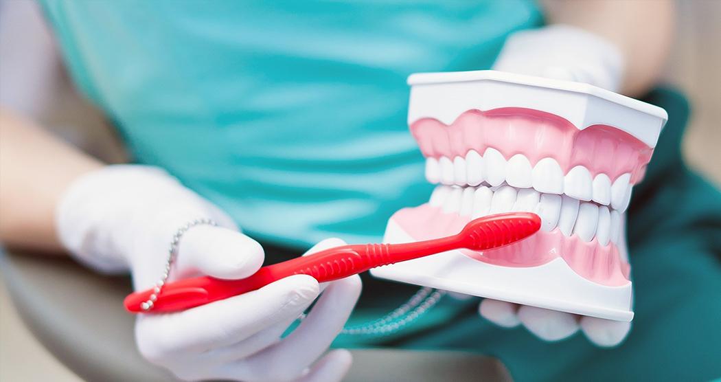 <p>Как часто нужна профессиональная чистка зубов?</p>